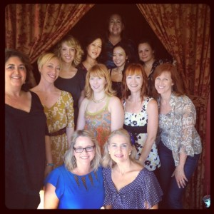 The Burbank Fall 2012 Cast