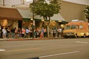 Grilled Cheese Truck Line