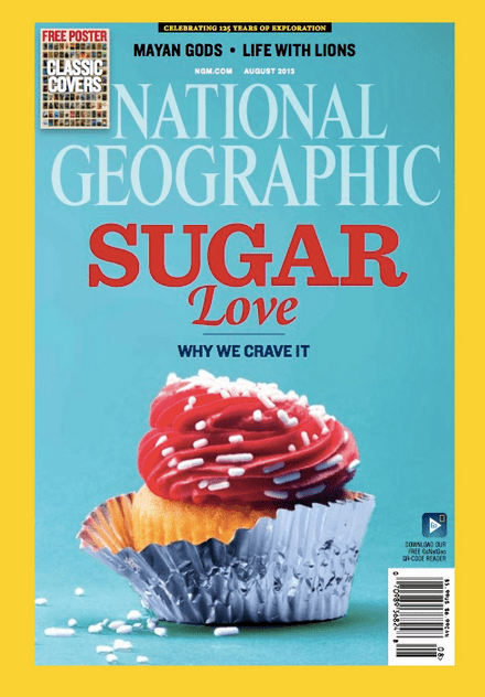 The Latest National Geographic to show up in my mailbox