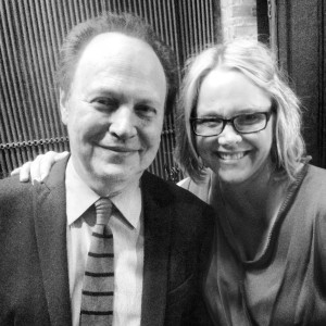 Billy Crystal and Shannon
