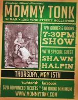 One Night With Mommy Tonk and Special Guest Shawn Haplin