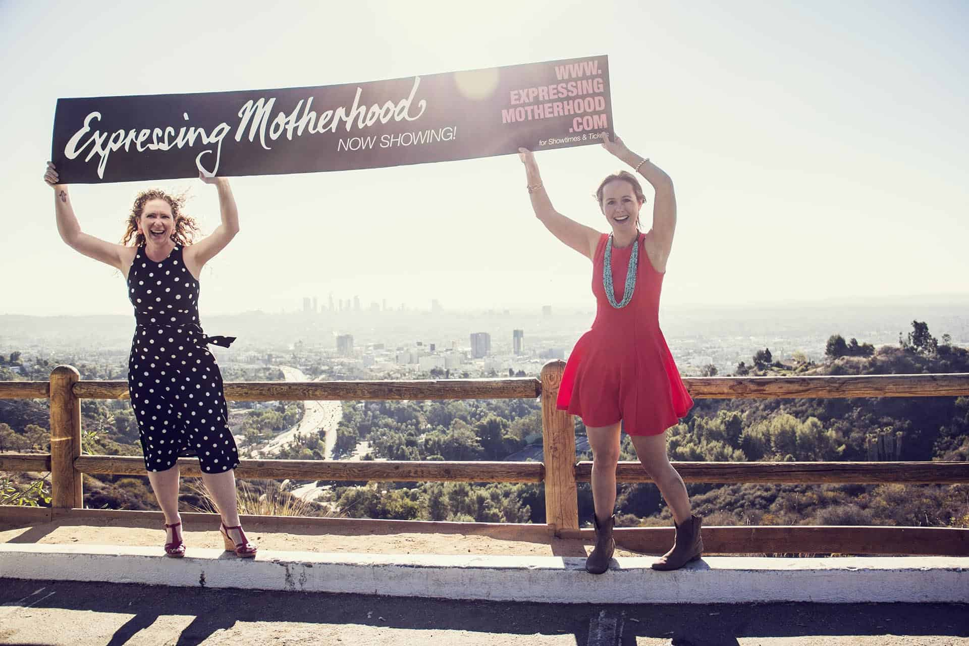 Expressing Motherhood Will Be in Silver Lake Soon