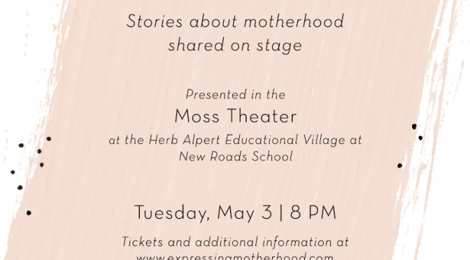 Expressing Motherhood, Santa Monica Mother's Day Show