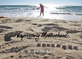 Expressing Motherhood is Headed Back to The South Bay