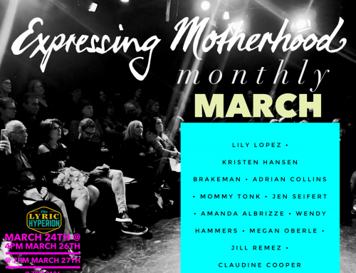 March ExMoShow Cast and Tickets